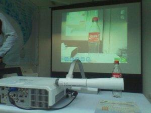 朗悦科技携ELOM视频展台亮相北京科技嘉年华