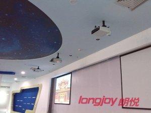 朗悦科技承建中国空间技术研究院多媒体集成项目