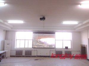 朗悦科技完成北京司法局多媒体系统集成项目