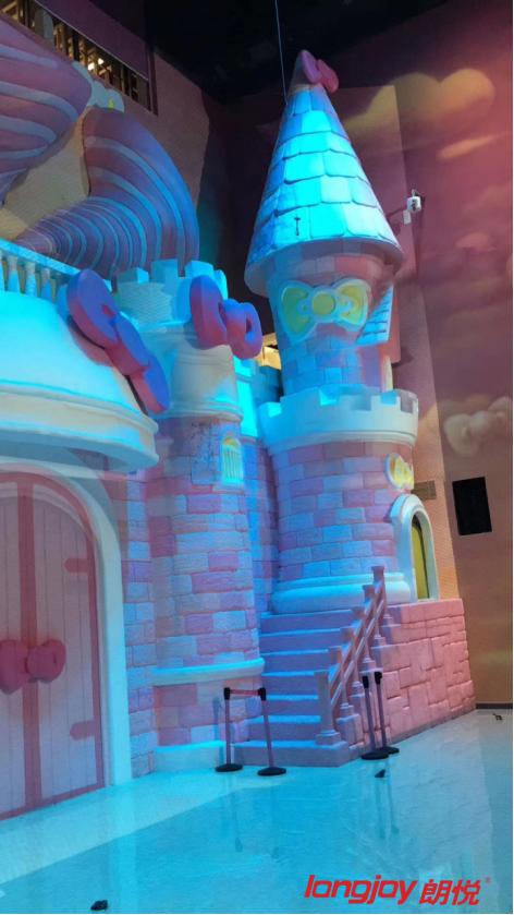 Hello Kitty主题乐园 还你粉红少女梦