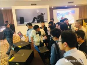 2019麦克赛尔投影机全国巡展沈阳站和上海站圆满结束
