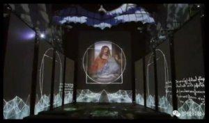 艺术与科技的完美交融 麦克赛尔黑科技打造沉浸式光影视觉盛宴
