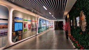 麦克赛尔激光工程投影机让苏州市规划展示馆更具科技魅力