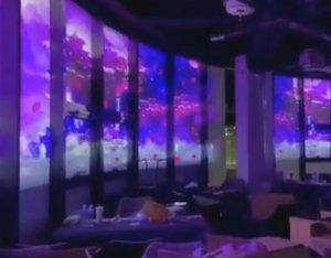 麦克赛尔激光投影机打造沉浸式主题餐厅